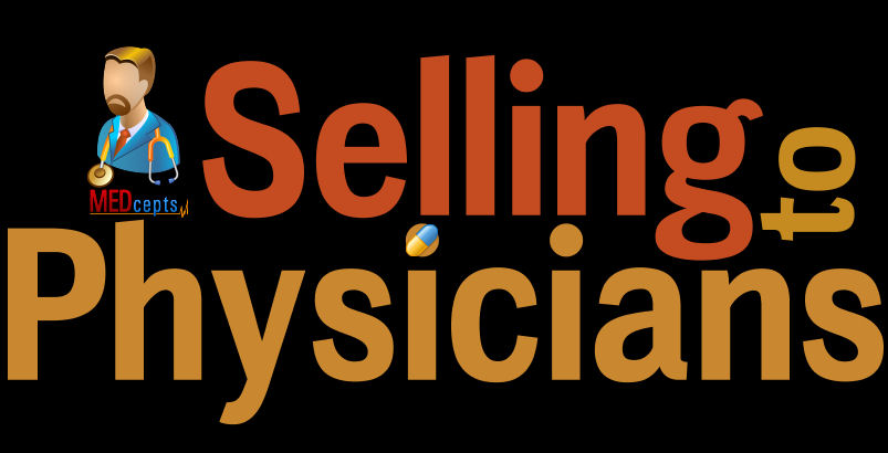 selling to physicians